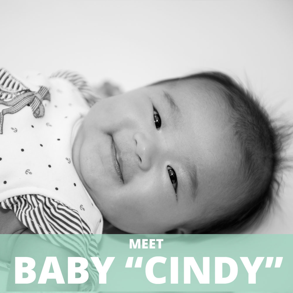 Baby Cindy